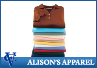 Alison's Apparel Picks